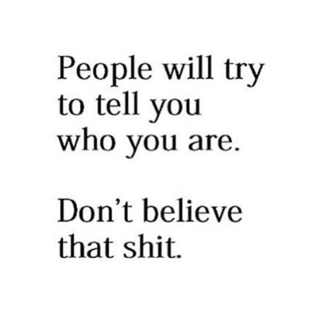 People will try